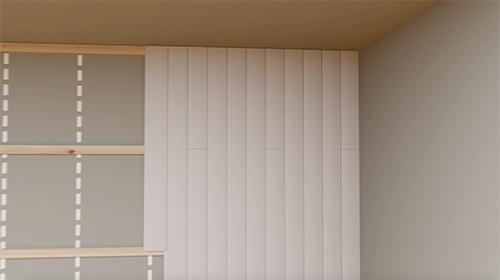 How to install UFP-Edge Timeless Nickel Gap Shiplap