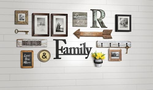 Nickel Gap Farmhouse White Shiplap