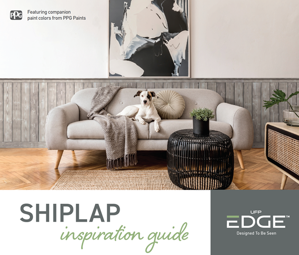 Edge shiplap inspiration guide cover