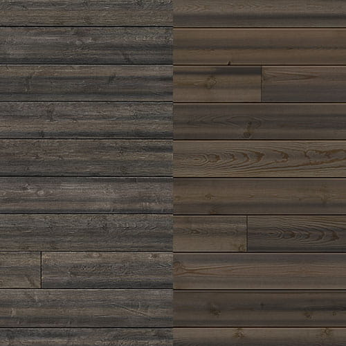 Reversible Finish Shiplap Tongue and Groove Boards and Trim