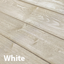 UFP-Edge Rustic Collection white color swatch